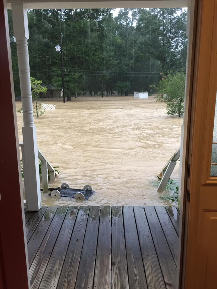 Front door view of flood.jpg
